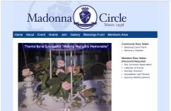 Madonna Circle website