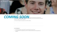 Jon Thams Williams website